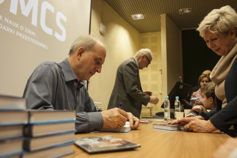 Spotkanie z Leszkiem Cichym