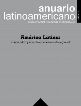 "Siódmy tom ""Anuario Latinoamericano"""
