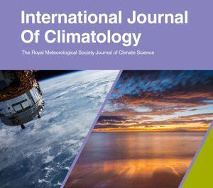 Wysoko punktowana publikacja - Int. Journal of Climat....