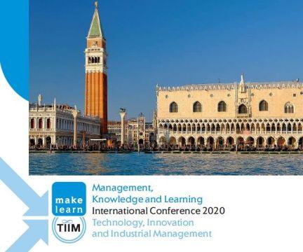 Конференція Makelearn & TIIM Conference 2020 -...