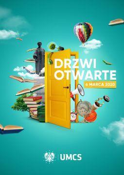 Zapraszamy na Drzwi Otwarte 6 marca 2020 roku !