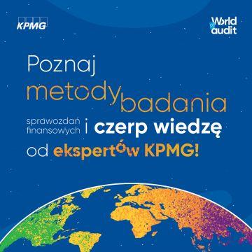 World of Audit - program praktyk/pracy dla studentów