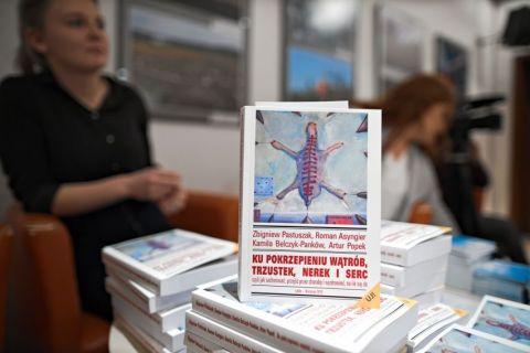 Ku pokrzepieniu – promocja książki