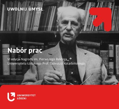 Nagroda im. T. Kotarbińskiego - nabór prac