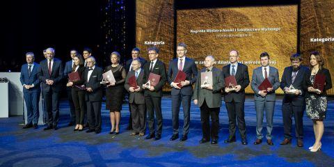 Laureci Nagród MNiSW z naszego Wydziału