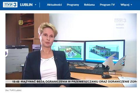 """Dr Dagmara Kociuba i SKNP """"SmartCity"""" w..."""