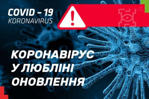 Информация по поводу коронавируса для иностранцев в Люблине