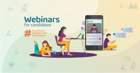 Webinar for International Candidates!