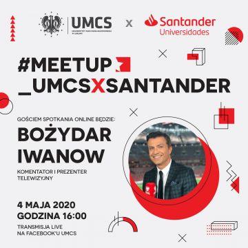 Bożydar Iwanow gościem wirtualnego spotkania na UMCS