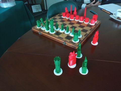Dubaj, Sydney i... lubelskie szachy