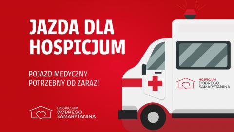 Zbiórka na rzecz Hospicjum Dobrego Samarytanina