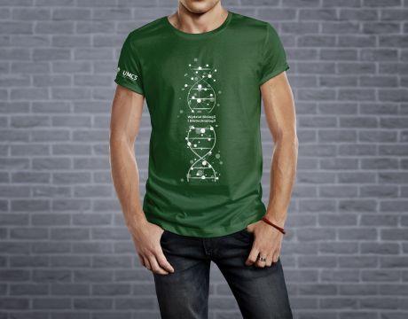 Koszulki z logo WBiB już w sprzedaży!