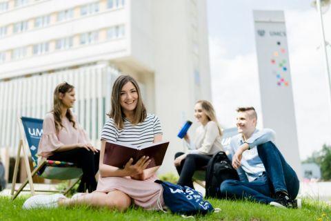 Najpopularniejsze kierunki studiów na UMCS