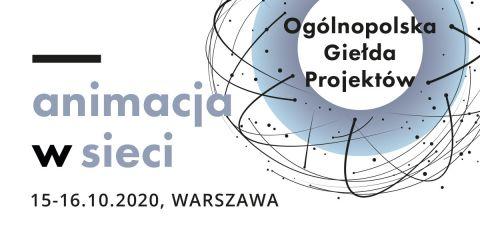 Zgłoś swój pomysł do Ogólnopolskiej Giełdy Projektów!