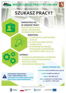 Projekty realizowane przez MUP w Lublinie