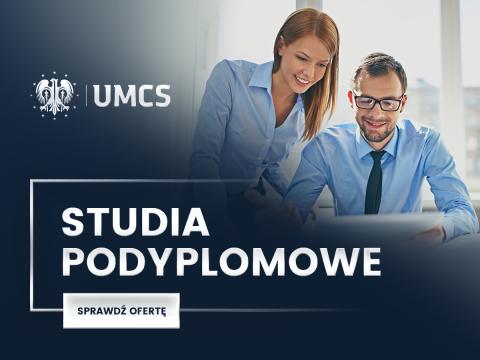 Studia podyplomowe: zapisy na wybrane kierunki (do 30.09)