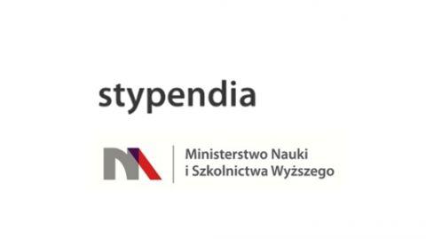 NABÓR WNIOSKÓW na Stypendia Ministra dla studentów na rok...