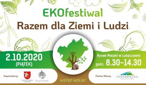 """Zaproszenie na """"Ekofestiwal - Razem dla Ziemi i..."""