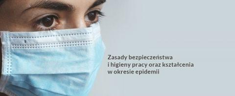 Zasady bezpieczeństwa i higieny pracy oraz kształcenia w...