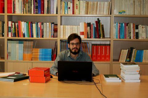 Tiago Filipe da Costa Lourenço - estágio no Centro de...