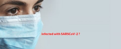 In case of SARSCoV-2 virus infection