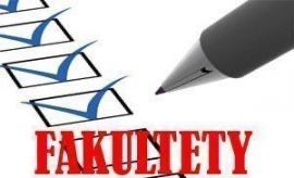 Registration for elective courses (PF) - deadline October...