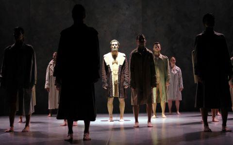 Polski Teatr Tańca  w Chatce Żaka