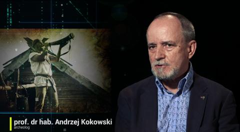 """""""Z otchłani pradziejów"""" z udziałem Prof...."""