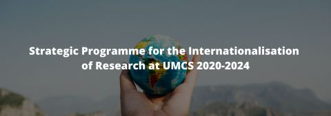 Strategic Programme for the Internationalisation of...