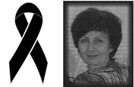 Zmarła śp. Halina Krystyna Kowalska