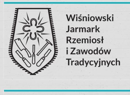 Wiśniowski Jarmark Rzemiosł i Zawodów Tradycyjnych –...