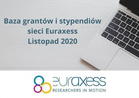 Oferty grantów i stypendiów sieci Euraxess