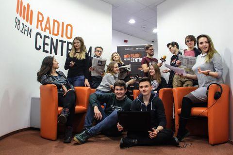Dołącz do ekipy Radia Centrum!