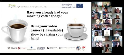 Final online conference of the D.T. Uni project - 25.11.2020