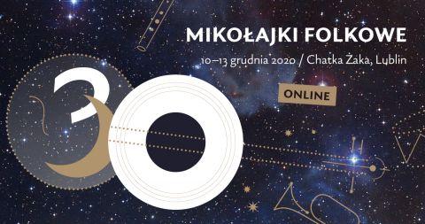 Publikujemy program XXX Mikołajek Folkowych!