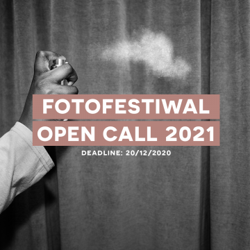 FOTOFESTIWAL OPEN CALL 2021 (deadline 20.12.2020)