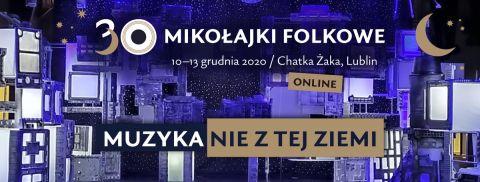 Rozpoczynamy XXX Mikołajki Folkowe!