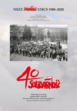 NSZZ Solidarność UMCS 1980–2020
