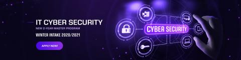 Новий напрямок - IT Cyber Security!
