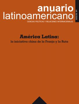 Anuario Latinoamericano tom 10/2020: inicjatywa Pasa i...