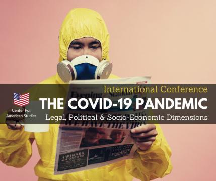 The COVID-19 Pandemic: Legal, Political & Socio -...