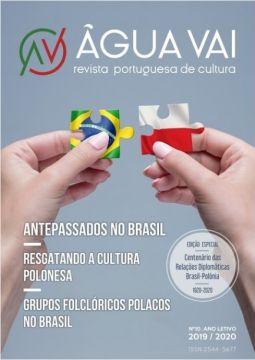 ÁGUA VAI – Revista Portuguesa de Cultura nº 10