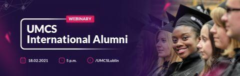 International Alumni Вебинар