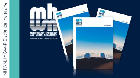 MHWM. IMGW-PIB science magazine