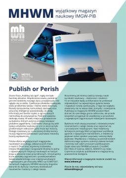 MHWM magazyn naukowy IMGW-PIB