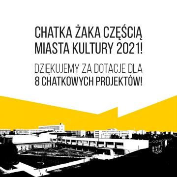 Aż 8 projektów Chatki zdobyło dotacje od Miasta Lublin!
