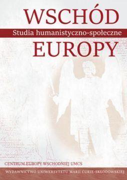 """""""Wschód Europy"""" w bazie DOAJ"""