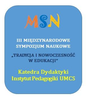 III Międzynarodowe Sympozjum Naukowe