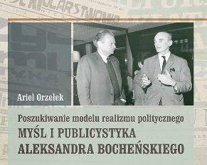 Książka dr. A. Orzełka nominowana do Nagrody Fundacji...