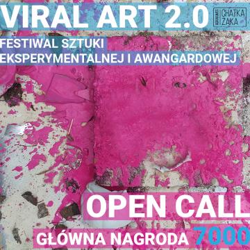 Open Call - Viral ART 2.0